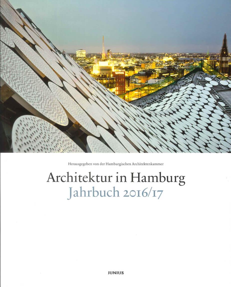 architektur in hamburg jahrbuch 2016 17 rhwz architekten. Black Bedroom Furniture Sets. Home Design Ideas